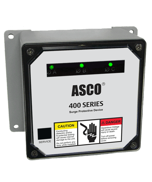 CDP Corp ASCO Model 430 Surge Protective Device