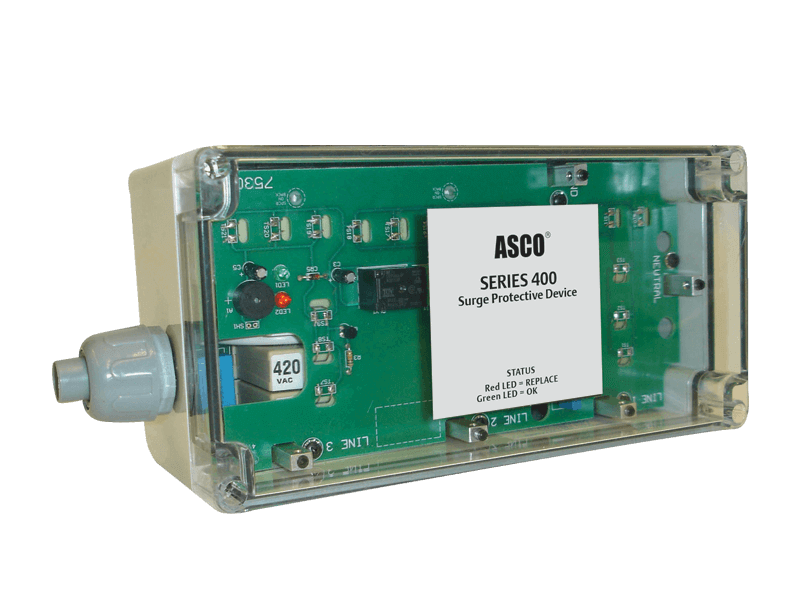 CDP Corp ASCO Model 440 Surge Protective Device